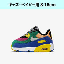 Nike AIR MAX 90 2019 20AW Baby Girl Shoes (CJ0935 600) by
