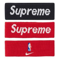 Supreme Unisex Street Style Collaboration Plain Accessories