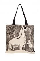 Moomin Casual Style Unisex A4 Totes