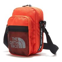 THE NORTH FACE WHITE LABEL Casual Style Unisex Street Style Plain Crossbody Logo