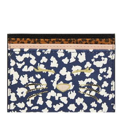 Other Animal Patterns Small Wallet Card Holders