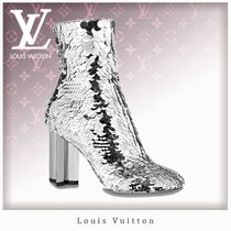 Louis Vuitton Party Style Ankle & Booties Boots