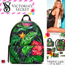 Victoria's secret Tropical Patterns Casual Style Bag in Bag Backpacks