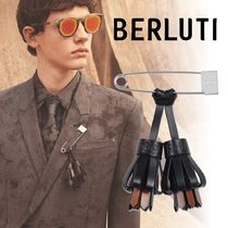 Berluti Tassel Leather Watches & Jewelry