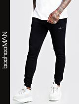 boohoo Sweat Street Style Skinny Fit Pants