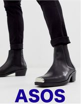 ASOS Street Style Leather Chelsea Boots Chelsea Boots