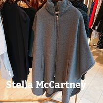 Stella McCartney Plain Ponchos & Capes