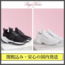 Roger Vivier Casual Style Plain Office Style Elegant Style