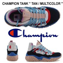 CHAMPION Unisex Oversized Low-Top Sneakers