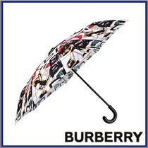Burberry Unisex Umbrellas & Rain Goods
