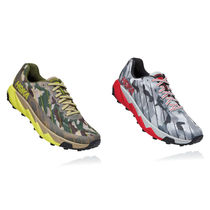 HOKA ONE ONE TORRENT Camouflage Unisex Collaboration Sneakers