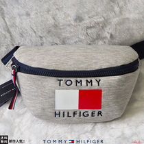 Tommy Hilfiger Casual Style Unisex Shoulder Bags