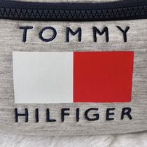 Tommy Hilfiger Casual Style Unisex Logo Shoulder Bags