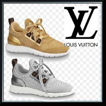 Louis Vuitton Casual Style Low-Top Sneakers