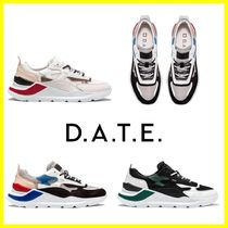 DATE Leather Sneakers