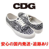 COMME des GARCONS Heart Unisex Street Style Sneakers