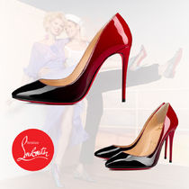 Christian Louboutin Casual Style High Heel Pumps & Mules