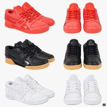 Palace Skateboards Unisex Street Style Collaboration Plain Sneakers
