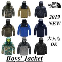 THE NORTH FACE Blended Fabrics Khaki Kids Boy Outerwear