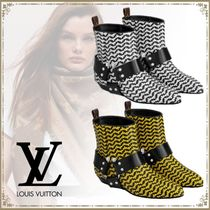Louis Vuitton Other Check Patterns Leather Elegant Style