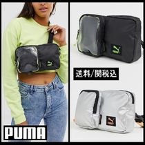 PUMA Casual Style Shoulder Bags