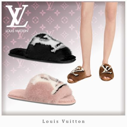 Louis Vuitton Homey Flat Mule