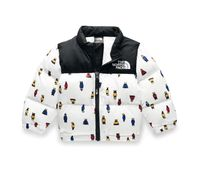 THE NORTH FACE Nuptse Street Style Kids Girl Outerwear