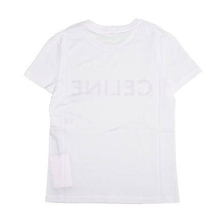 CELINE T-Shirts Cotton T-Shirts 2