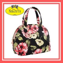 NARAYA Flower Patterns Tropical Patterns Casual Style Canvas