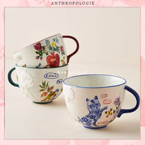 Anthropologie Blended Fabrics Collaboration Home Party Ideas Cups & Mugs