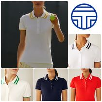 TORY SPORT Stripes Polo Shirts