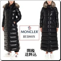MONCLER Plain Long Down Jackets