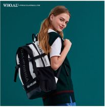 SPAO Casual Style Unisex Street Style Bags