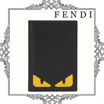 FENDI BAG BUGS Unisex Passport Cases