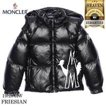 MONCLER FRIESIAN Kids Boy Outerwear