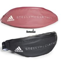adidas by Stella McCartney Casual Style Collaboration Plain Backpacks