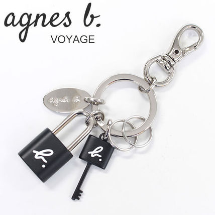 Agnes b Keychains & Holders Keychains & Holders