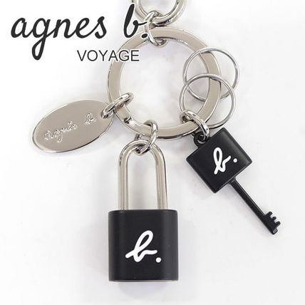 Agnes b Keychains & Holders Keychains & Holders 2