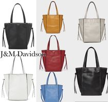J & M Davidson Belle Studded Handbags