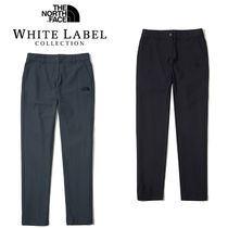 THE NORTH FACE WHITE LABEL Casual Style Street Style Plain Long Skinny Pants