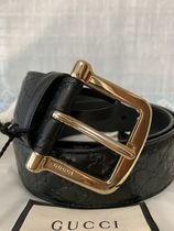 GUCCI Unisex Belts