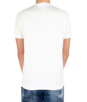 D SQUARED2 More T-Shirts Street Style Cotton Luxury T-Shirts 10
