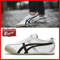 Onitsuka Tiger Casual Style Unisex Street Style Low-Top Sneakers
