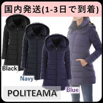 TATRAS POLITEAMA Plain Long Down Jackets