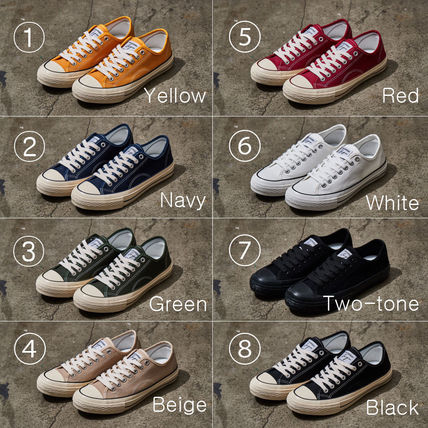 Dad Sneakers Logo Platform Round Toe Casual Style