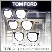 TOM FORD Unisex Oval Optical Eyewear