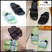 THE NORTH FACE WHITE LABEL Unisex Street Style Sport Sandals Sports Sandals