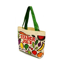 Trader Joe's Tropical Patterns Unisex Shoppers