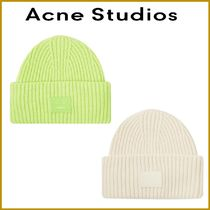 Acne Street Style Knit Hats