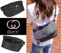 GUCCI Nylon Collaboration 2WAY Messenger & Shoulder Bags